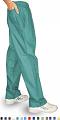 Pant 3 pocket(2 side pocket 1 back pocket )waistband with elastic and drawstring both unisex