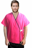 Mamography gown front open tieable Chest 50 Inches Length 29 inches $9.25 and Chest 80 Inches Length 29 inches $12.25