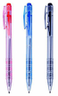 Dollar clipper ball pen available in 3 colors /pack of 10