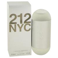 212 White by Carolina Herrera - Eau De Toilette Spray (Tester) 2 oz