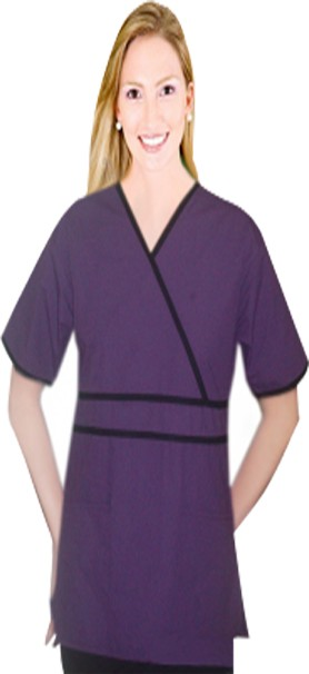 Crossover set horziontal piping solid 5 pocket half sleeve (top 2 pocket with bottom 3 pocket)