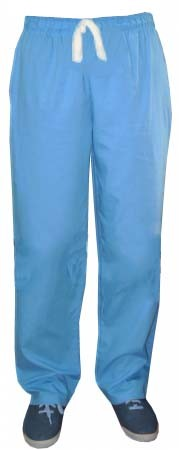 Pant 2 pockets normal elasticated waistband unisex pant