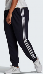 Jogger Scrub Pant with Stripes Unisex 2 Side Pocket with Drawstring in Black Color / Sizes are M-L-2X