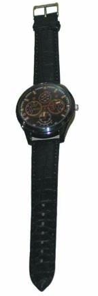 Black design 4 watch