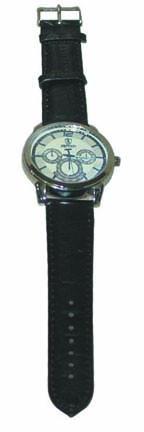 Black design 5 watch