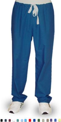 Pant no pocket no elastic cord only waistband unisex
