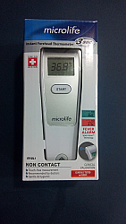 Instant forehead thermometer (microlife) ( c/f switchable)