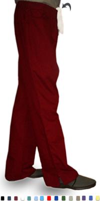 Pant bootcut 2 pockets waistband with drawstring and elastic both ladies