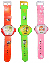 Ben 10 stylish colorful with light child watches