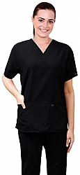 Microfiber scrub set 6 pocket half sleeve unisex  (3 pocket top & 3 pocket pant)
